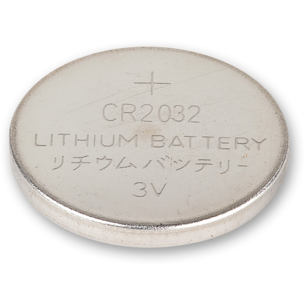 CR2032 coin cell