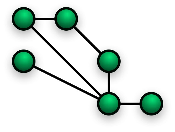 Mesh networking illustration